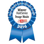 Best of North Fullton and South Forsyth Winner Maid Service